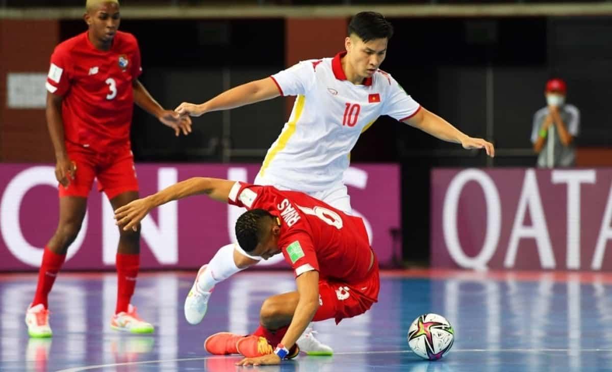 Cục diện bảng A, B làm khó futsal Việt Nam thế nào ở World Cup 2021? - Ảnh 1.