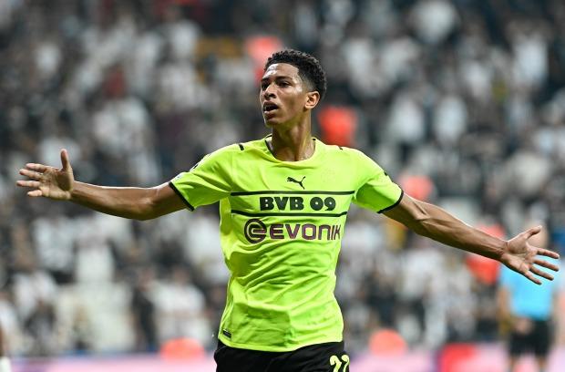 Bellingham đang chơi cực hay ở Dortmund. Ảnh: Goal
