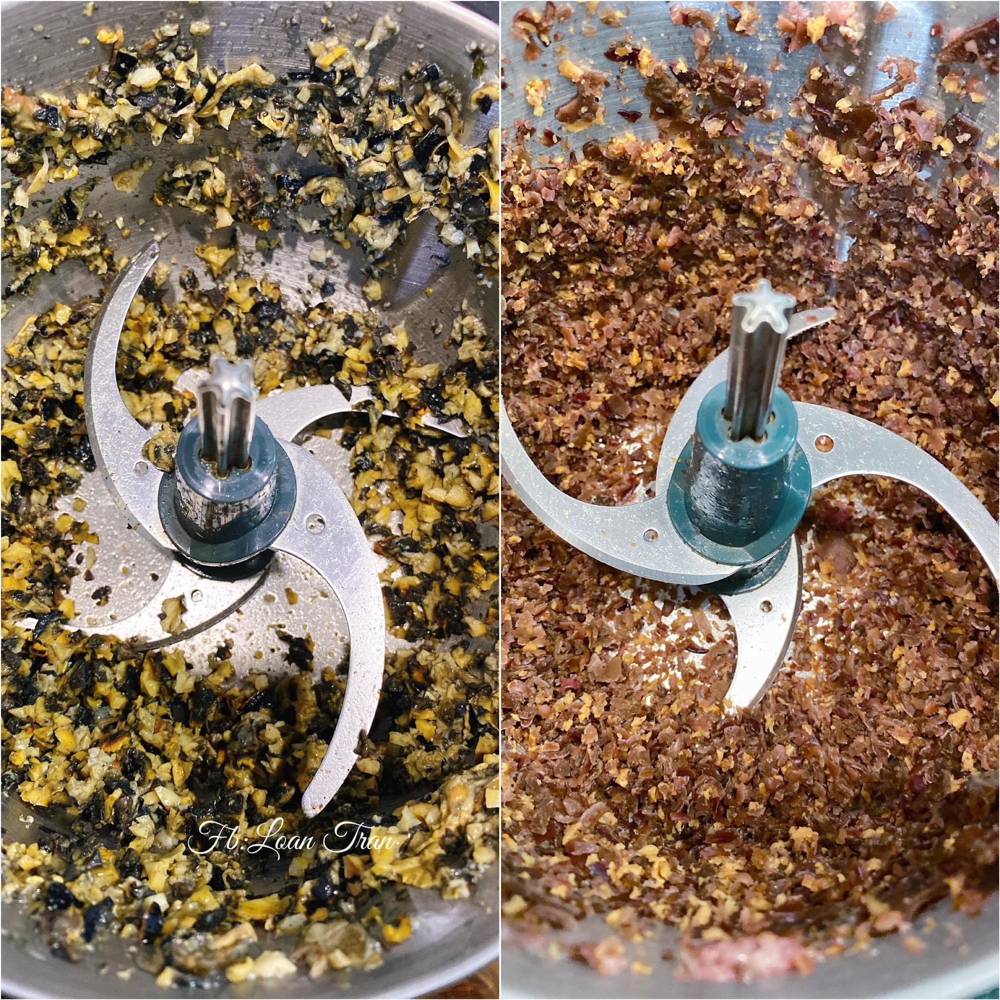 Bí quyết làm món chả ốc hấp sả thơm lừng - Ảnh 3.