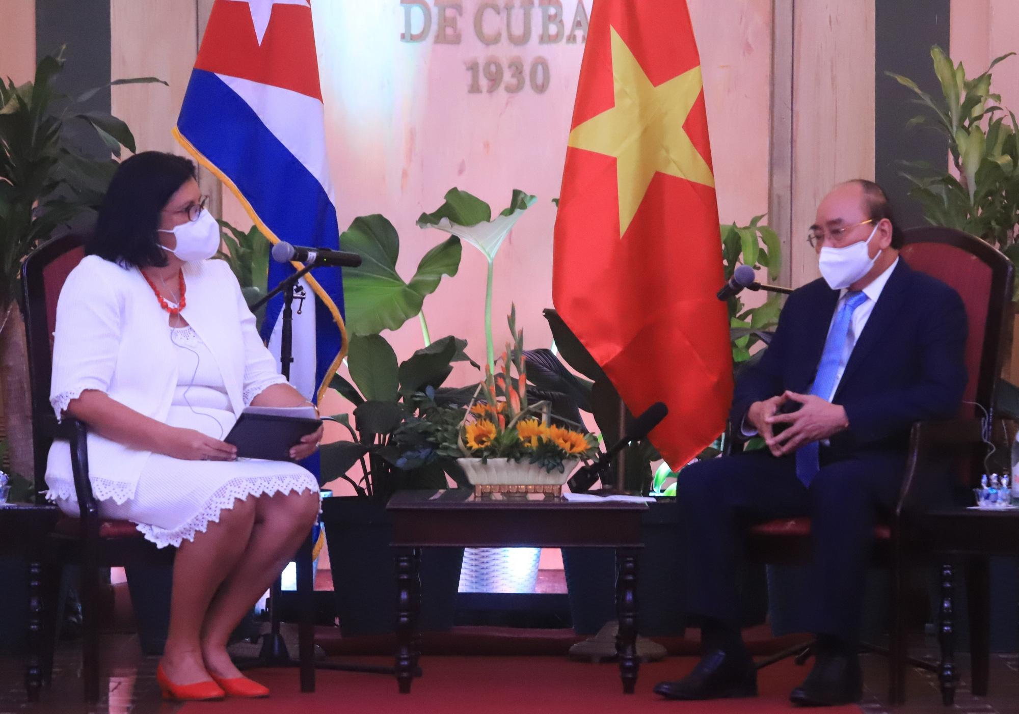Việt Nam - Cuba bàn cung cấp và chuyển giao công nghệ sản xuất vaccine - Ảnh 3.