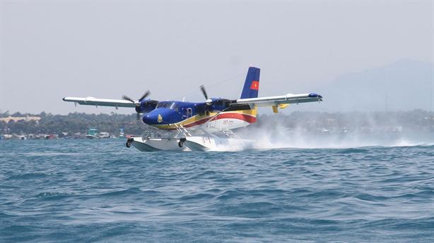 """Dàn """"chim sắt"""" của lực lượng Không quân Hải quân Việt Nam - Ảnh 13."""