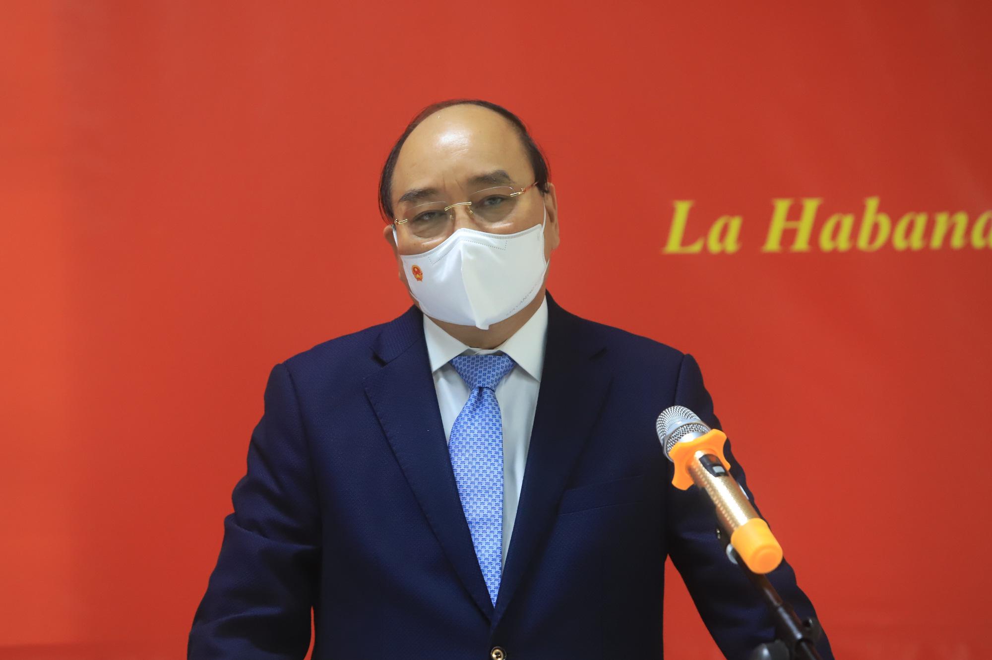 Việt Nam - Cuba bàn cung cấp và chuyển giao công nghệ sản xuất vaccine - Ảnh 1.