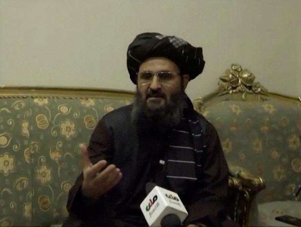 Nghẹt thở vụ thủ lĩnh Taliban bị đấm gây xả súng đẫm máu trong dinh tổng thống ở Kabul - Ảnh 2.