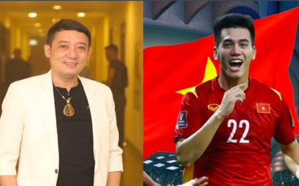 ĐT Việt Nam quyết đấu Ả Rập Xê-út: Danh hài Chiến Thắng nói điều bất ngờ về Tiến Linh, Quang Hải