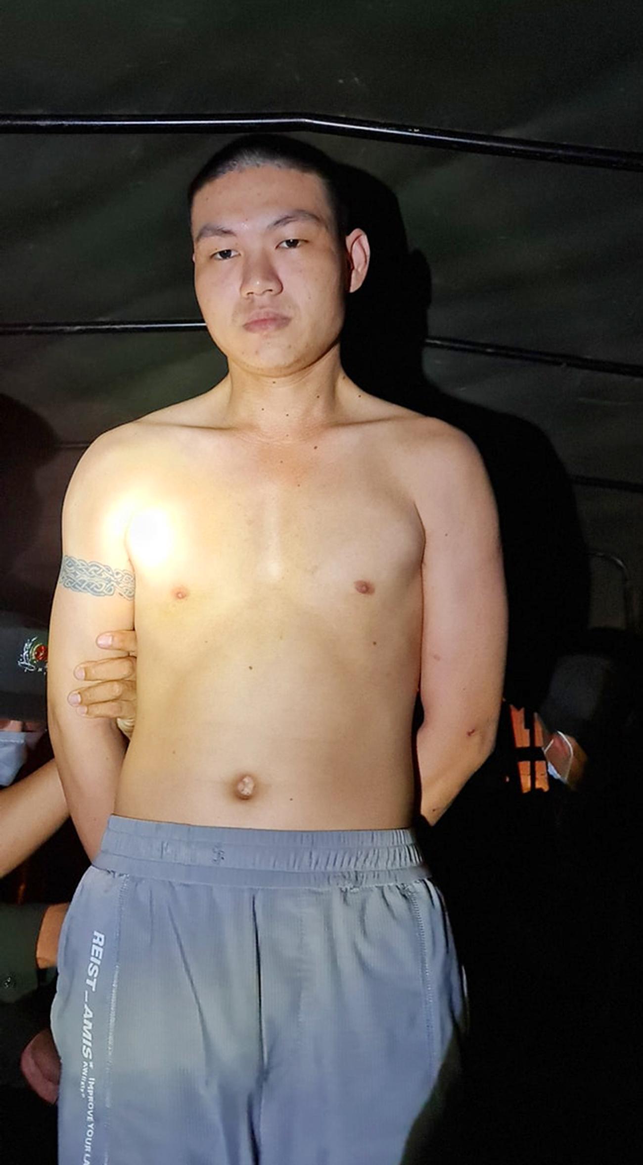 Tin nóng: Đã bắt được kẻ chủ mưu đục tường phòng giam bỏ trốn ở Gia Lai - Ảnh 2.