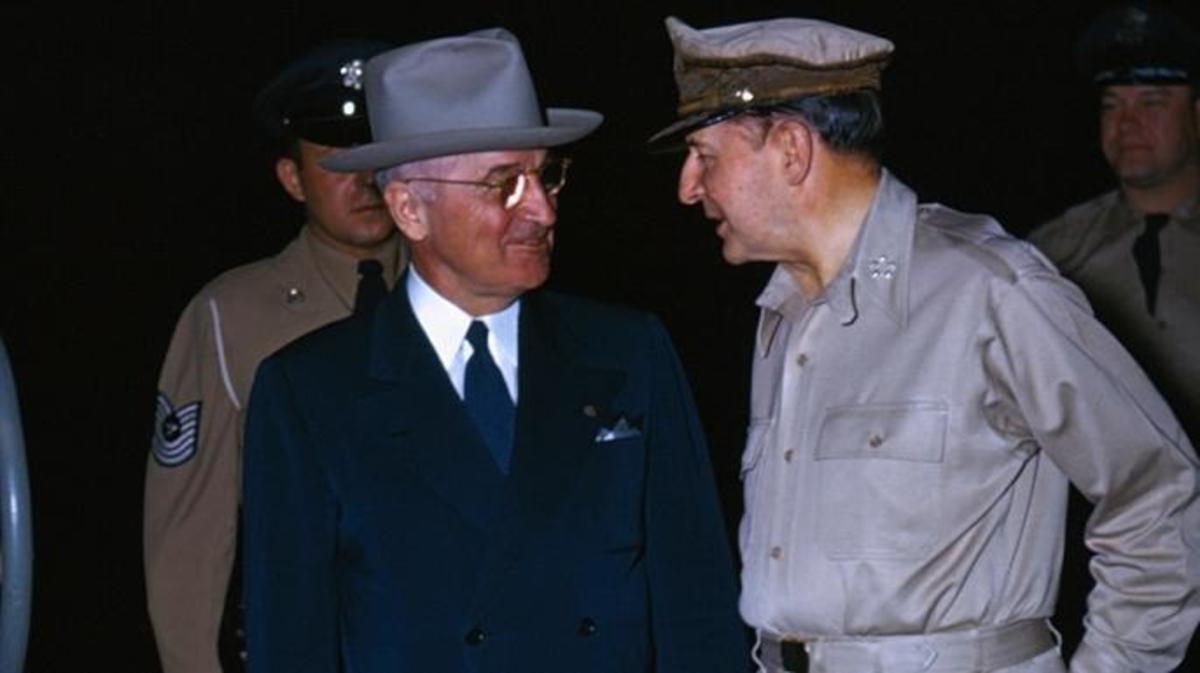 Douglas MacArthur - Cuộc đời của một trong những vị tướng nổi tiếng nhất nước Mỹ - Ảnh 5.