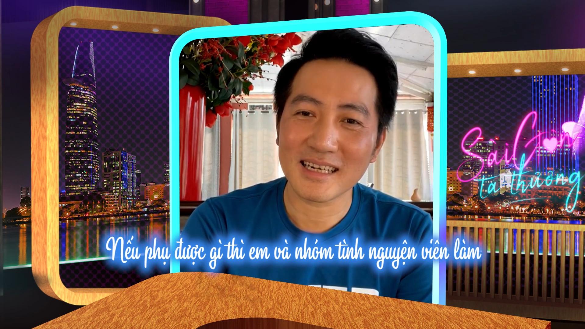 Nguyễn Phi Hùng xúc động nhắc đến hành trình hát cổ động cùng sao Việt tại bệnh viện dã chiến  - Ảnh 6.