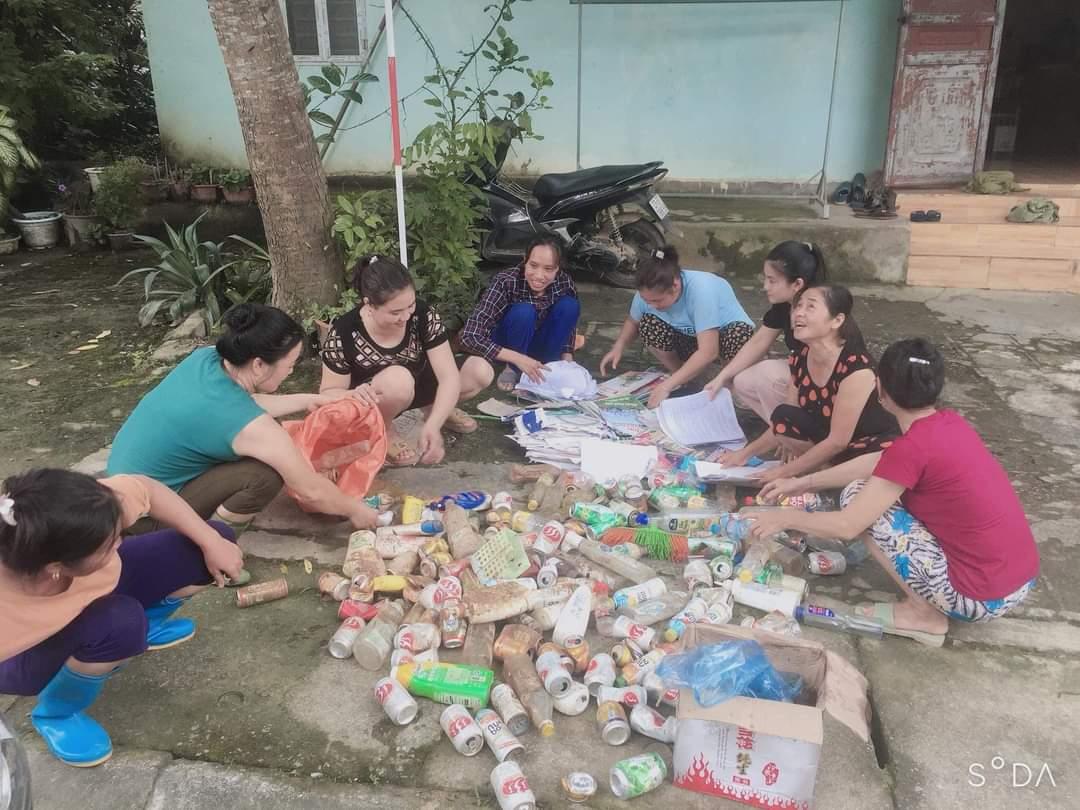"""Phụ nữ Hà Giang với phong trào """"môi trường xanh"""" - Ảnh 4."""
