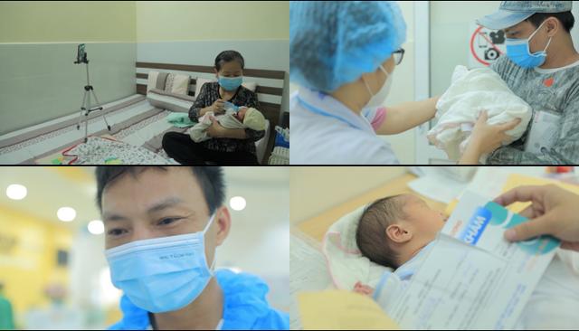 ngay con chao doi 16321147592721294409574 Đạo diễn Tạ Quỳnh Tư: Ngày con chào đời sẽ mang đến nhiều khắc khoải, đau thương