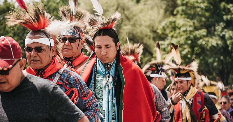 """Mỹ: Thổ dân Osage Nation tạo """"bùng nổ"""" du lịch bởi sự bí ẩn và độc lạ - Ảnh 8."""