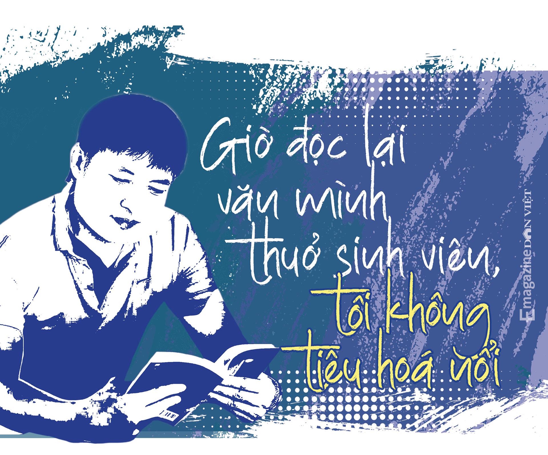 Cây bút văn học mạng Song Hà: Mảng đề tài đa cấp, đòi nợ… tôi viết dễ như thò tay vào túi lấy kẹo - Ảnh 6.