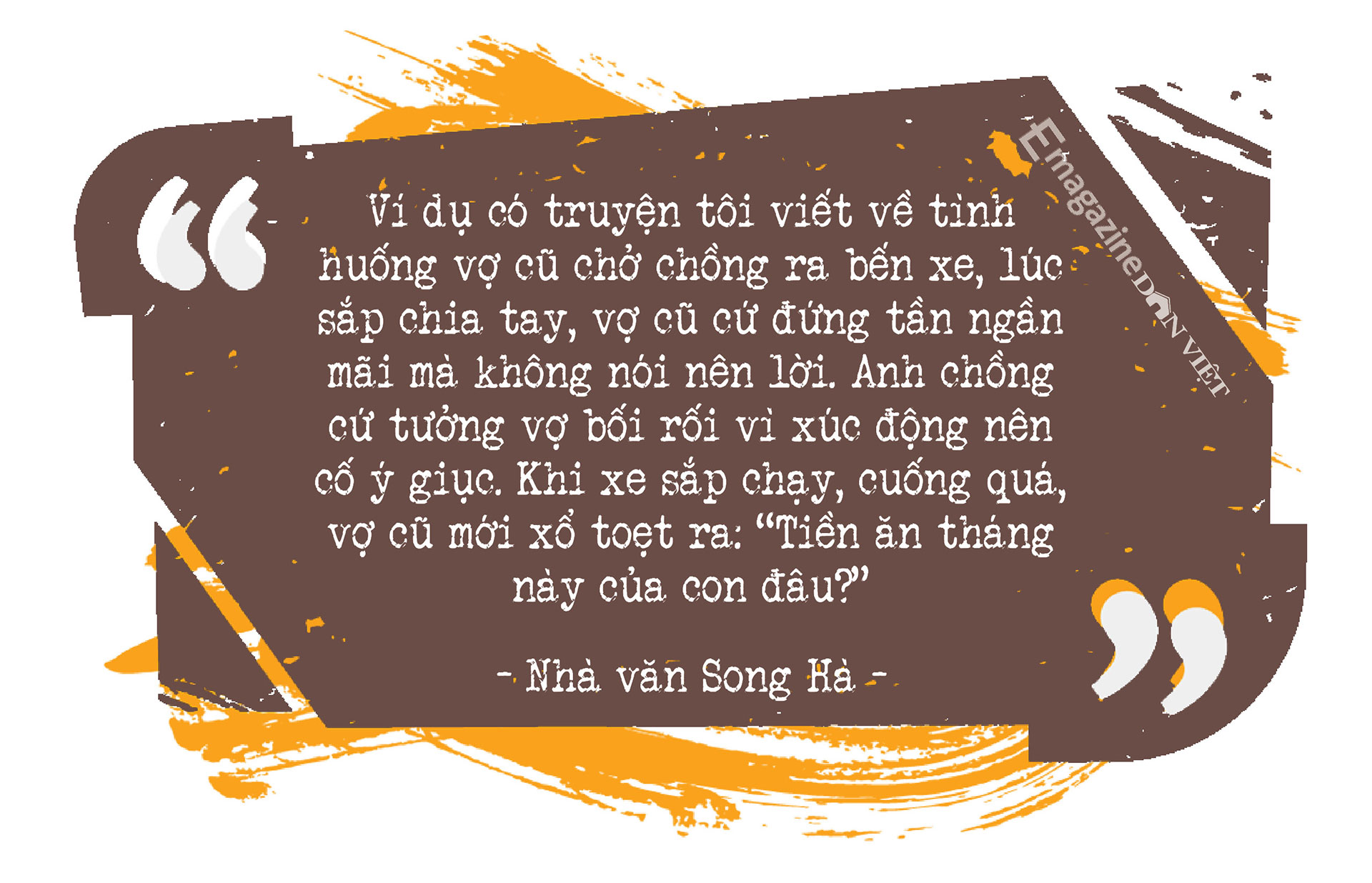 Cây bút văn học mạng Song Hà: Mảng đề tài đa cấp, đòi nợ… tôi viết dễ như thò tay vào túi lấy kẹo - Ảnh 9.