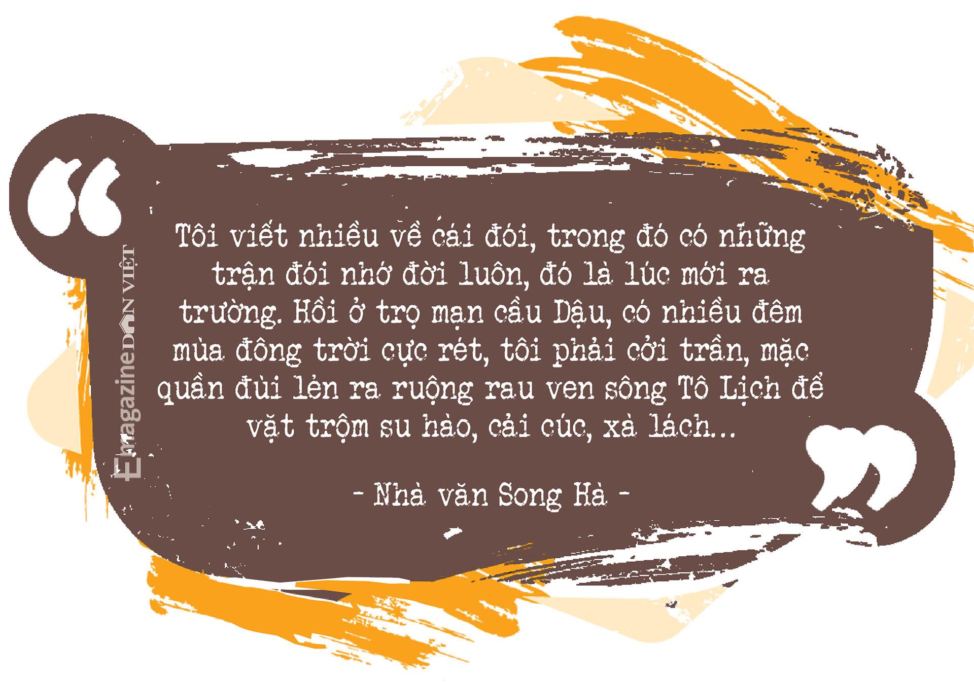 Cây bút văn học mạng Song Hà: Mảng đề tài đa cấp, đòi nợ… tôi viết dễ như thò tay vào túi lấy kẹo - Ảnh 11.