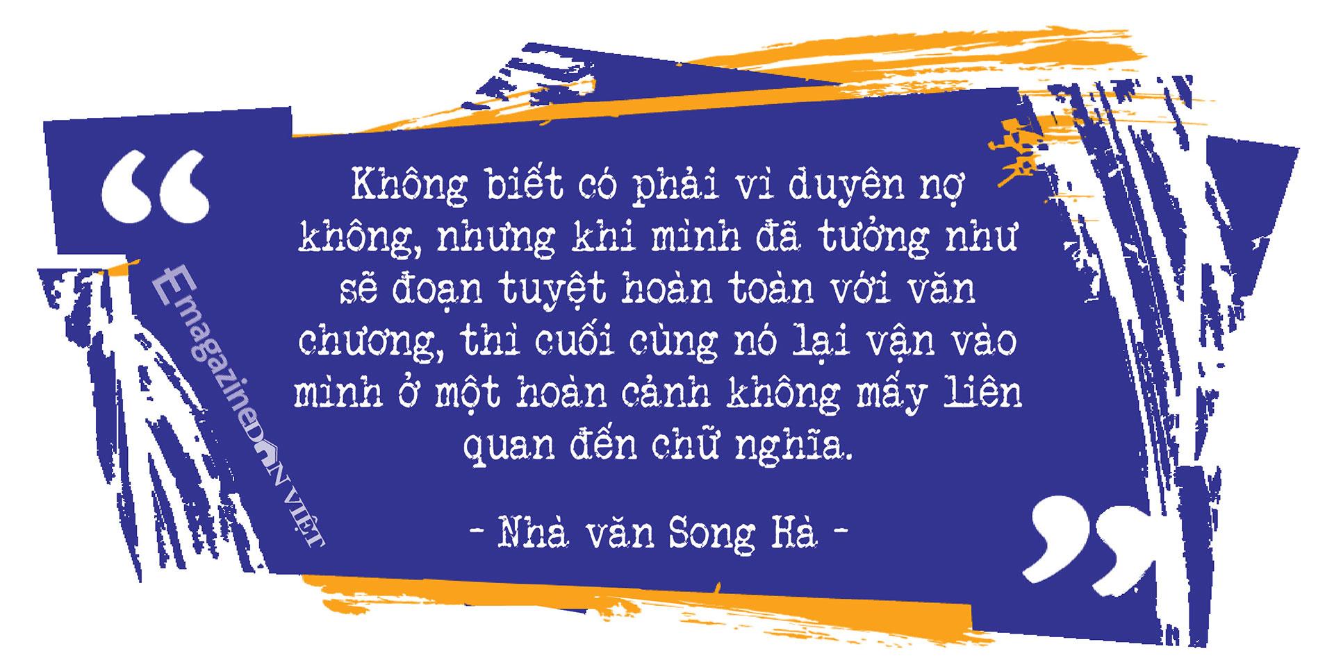 Cây bút văn học mạng Song Hà: Mảng đề tài đa cấp, đòi nợ… tôi viết dễ như thò tay vào túi lấy kẹo - Ảnh 13.