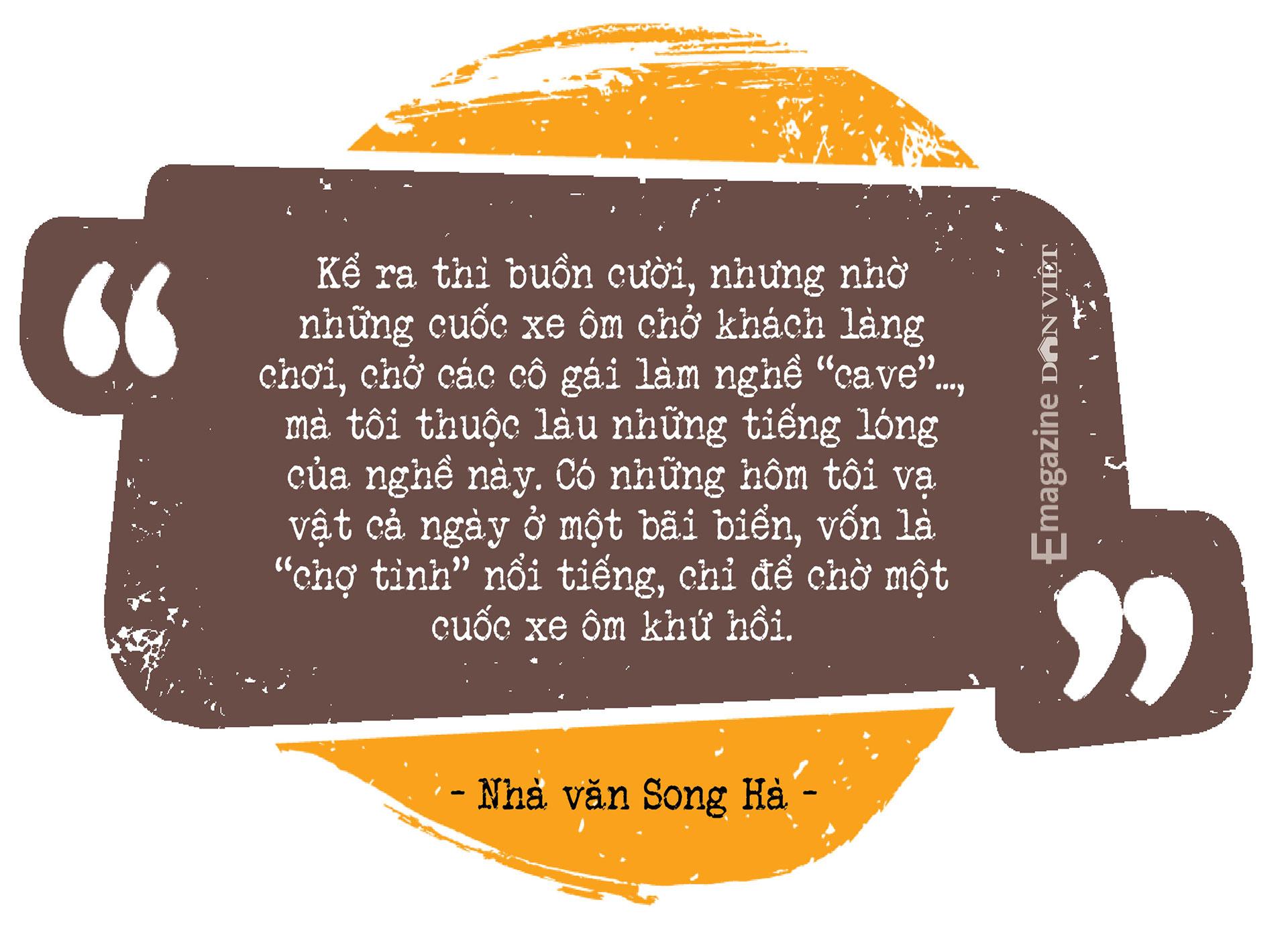Cây bút văn học mạng Song Hà: Mảng đề tài đa cấp, đòi nợ… tôi viết dễ như thò tay vào túi lấy kẹo - Ảnh 15.