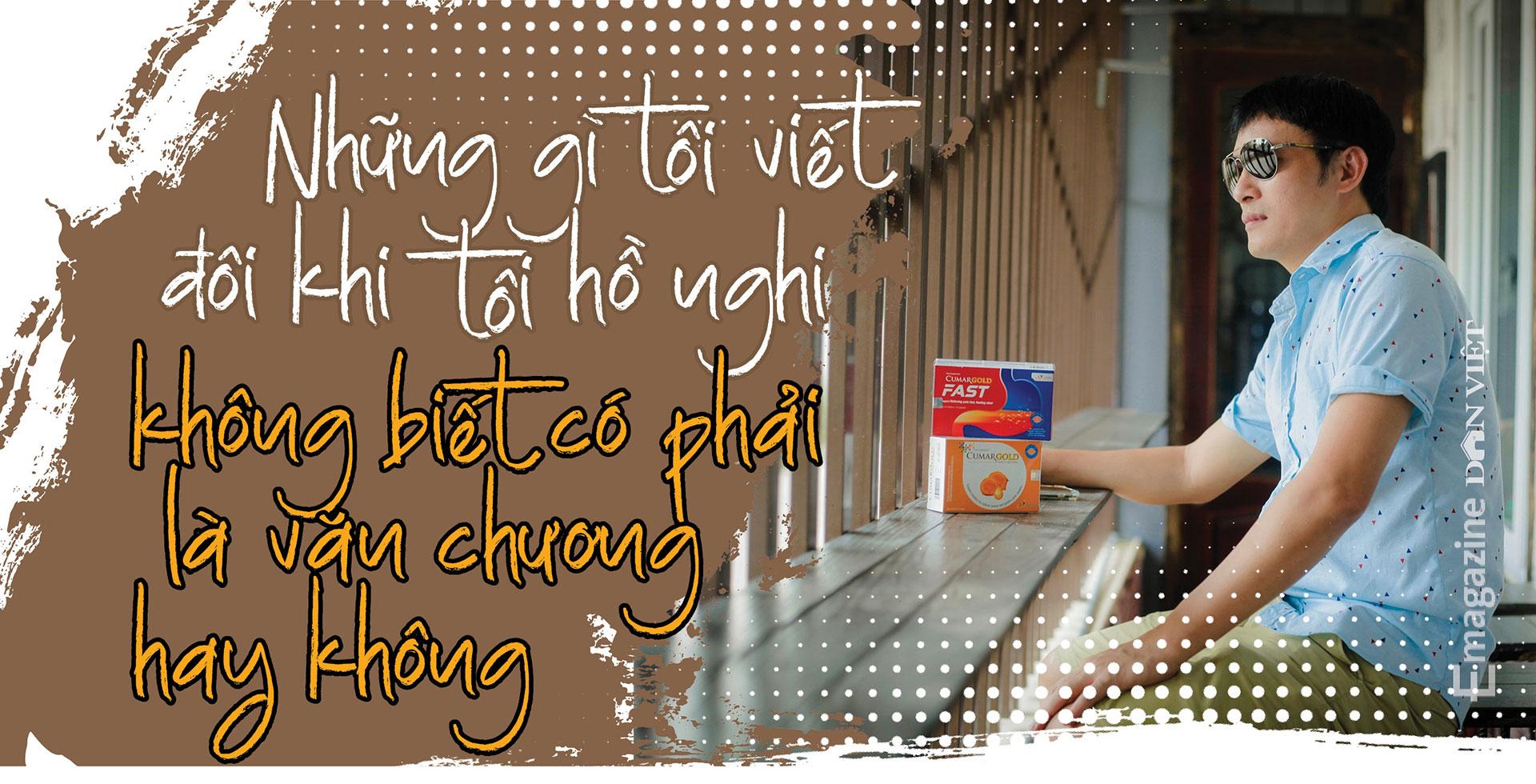 Cây bút văn học mạng Song Hà: Mảng đề tài đa cấp, đòi nợ… tôi viết dễ như thò tay vào túi lấy kẹo - Ảnh 16.