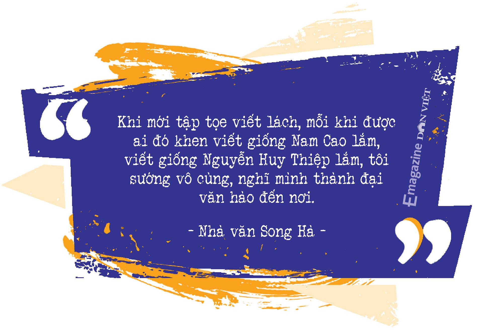 Cây bút văn học mạng Song Hà: Mảng đề tài đa cấp, đòi nợ… tôi viết dễ như thò tay vào túi lấy kẹo - Ảnh 17.
