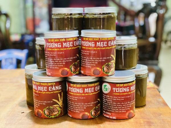 Cao Bằng: Đặc sản có 1 không 2 ở Việt Nam, gọi là tương nhưng lại không làm bằng đậu tương - Ảnh 2.