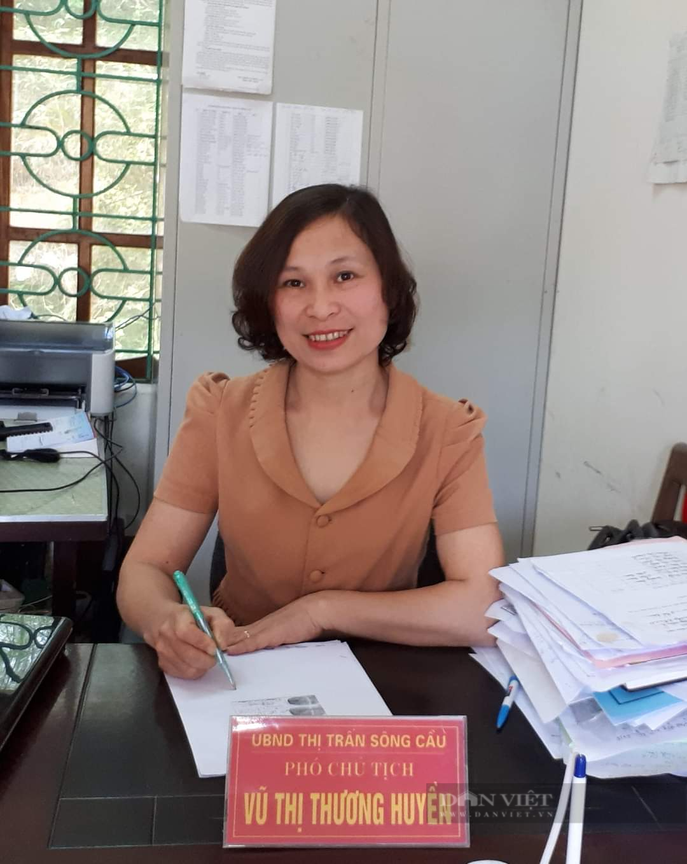 Phó Chủ tịch Thị trấn Sông Cầu (Đồng Hỷ -Thái Nguyên) cảm ơn Dân Việt sau hành trình dài chống tiêu cực - Ảnh 1.