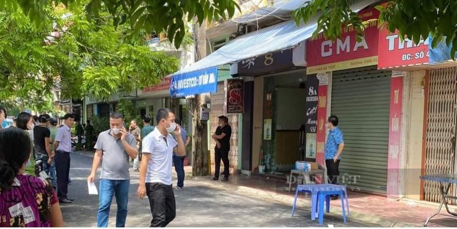 Hải Phòng: Một nam thanh niên bị bắn trọng thương trước quán cơm từ thiện - Ảnh 2.
