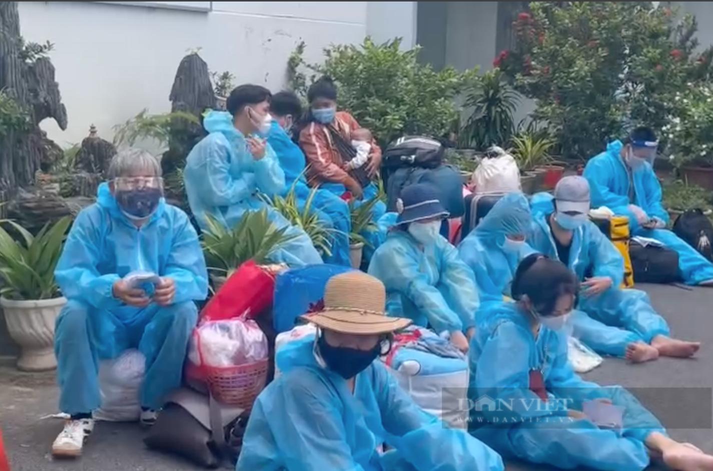 Covid-19: Phú Yên đón gần 1.000 công dân từ Đồng Nai về quê