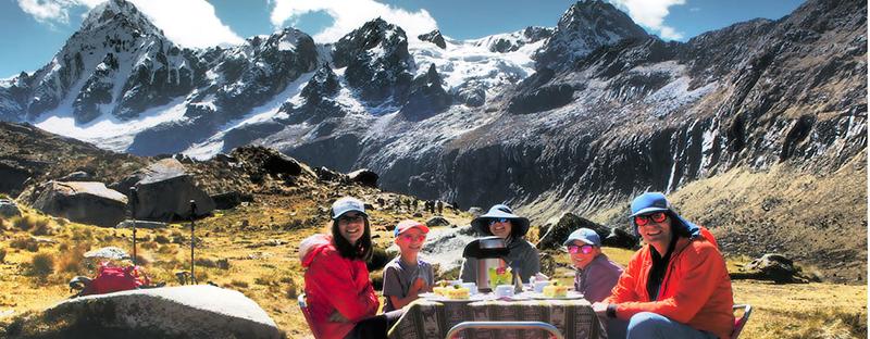 """Du lịch Peru: """"Đường trên mây"""" Santa Cruz Trek và rừng hóa thạch Piedra Chamana bí ẩn hút khách  - Ảnh 1."""