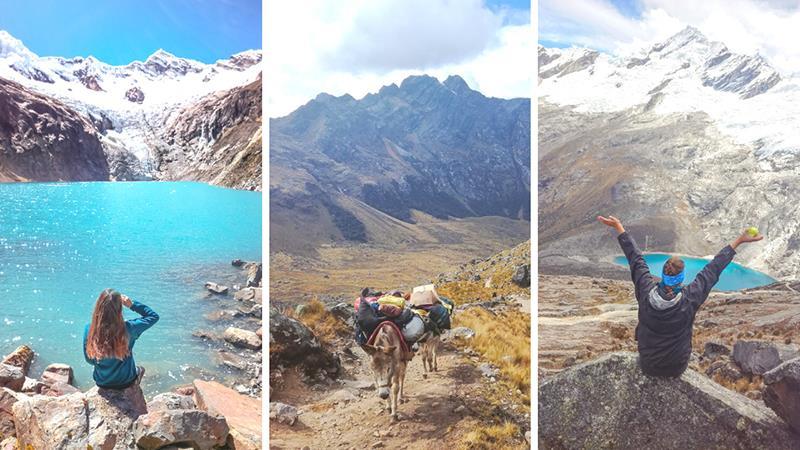 """Du lịch Peru: """"Đường trên mây"""" Santa Cruz Trek và rừng hóa thạch Piedra Chamana bí ẩn hút khách  - Ảnh 2."""