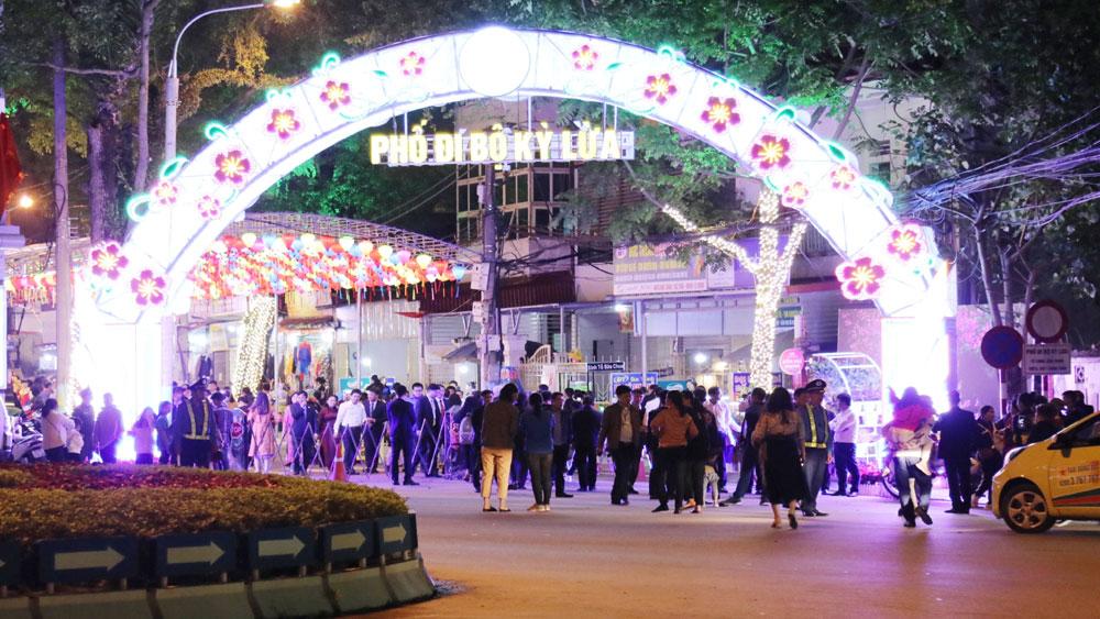 Lạng Sơn: Công nhận Phố đi bộ Kỳ Lừa là điểm du lịch của tỉnh  - Ảnh 1.