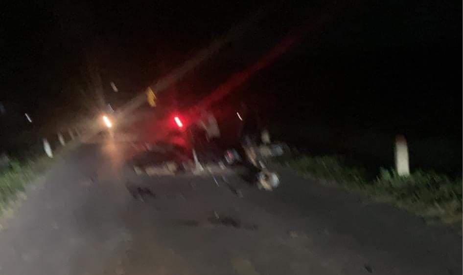 Phú Thọ: Tai nạn liên hoàn đêm trung thu, 5 cháu bé tử vong, 2 bị thương - Ảnh 1.