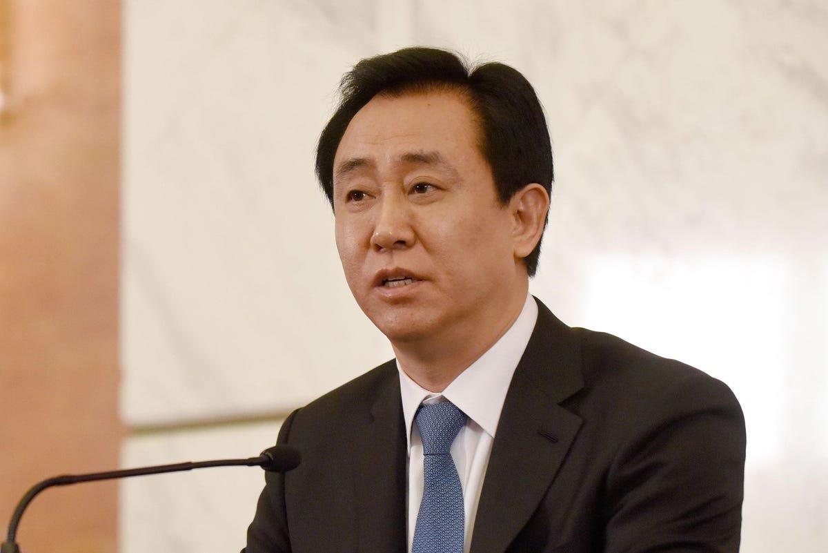 """China Evergrande - Tập đoàn BĐS """"khủng"""" nhất Trung Quốc cùng hố nợ 300 tỷ USD - Ảnh 2."""