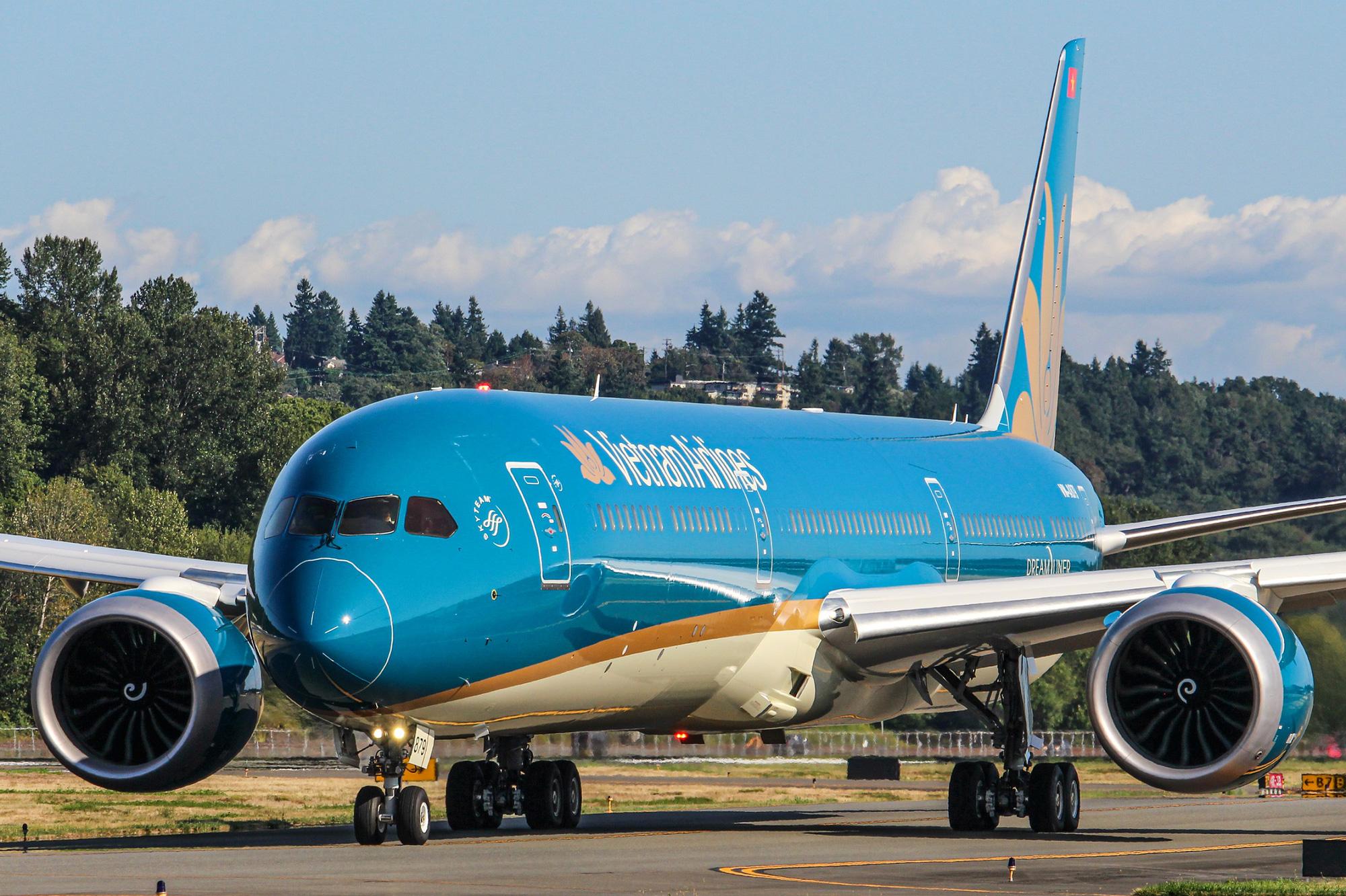 Âm vốn chủ sở hữu Vietnam Airlines không muốn rời sàn HOSE - Ảnh 1.