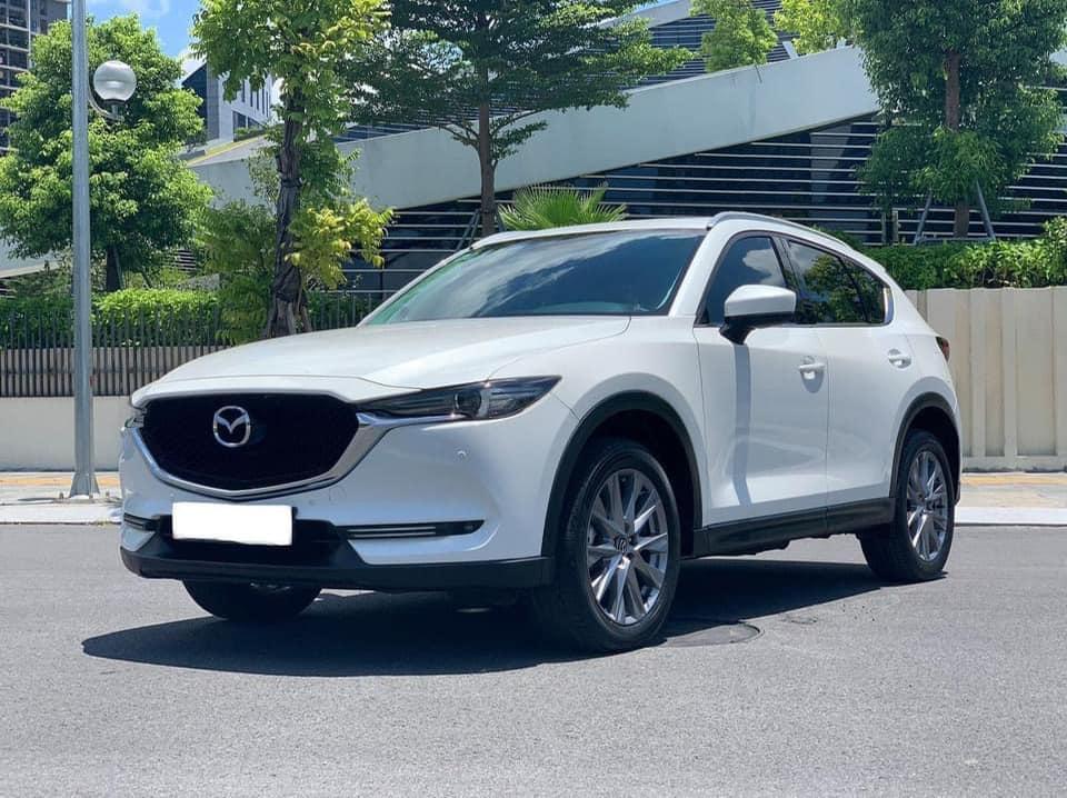 """Thực tế chi phí """"nuôi"""" Mazda CX-5 2021 mà người Việt cần biết - Ảnh 1."""