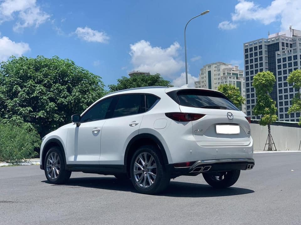 """Thực tế chi phí """"nuôi"""" Mazda CX-5 2021 mà người Việt cần biết - Ảnh 3."""