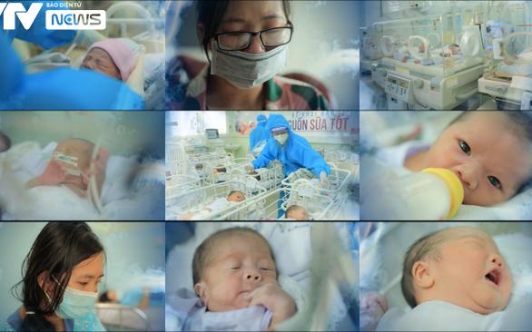 """""""Ngày con chào đời"""": Có những phút giây nước mắt không ngừng rơi vì... thương yêu"""