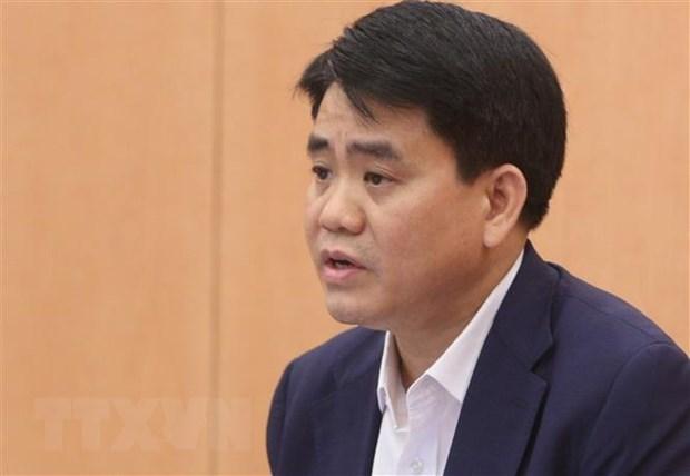 Truy tố ông Nguyễn Đức Chung vì can thiệp vào gói thầu số hóa  - Ảnh 1.