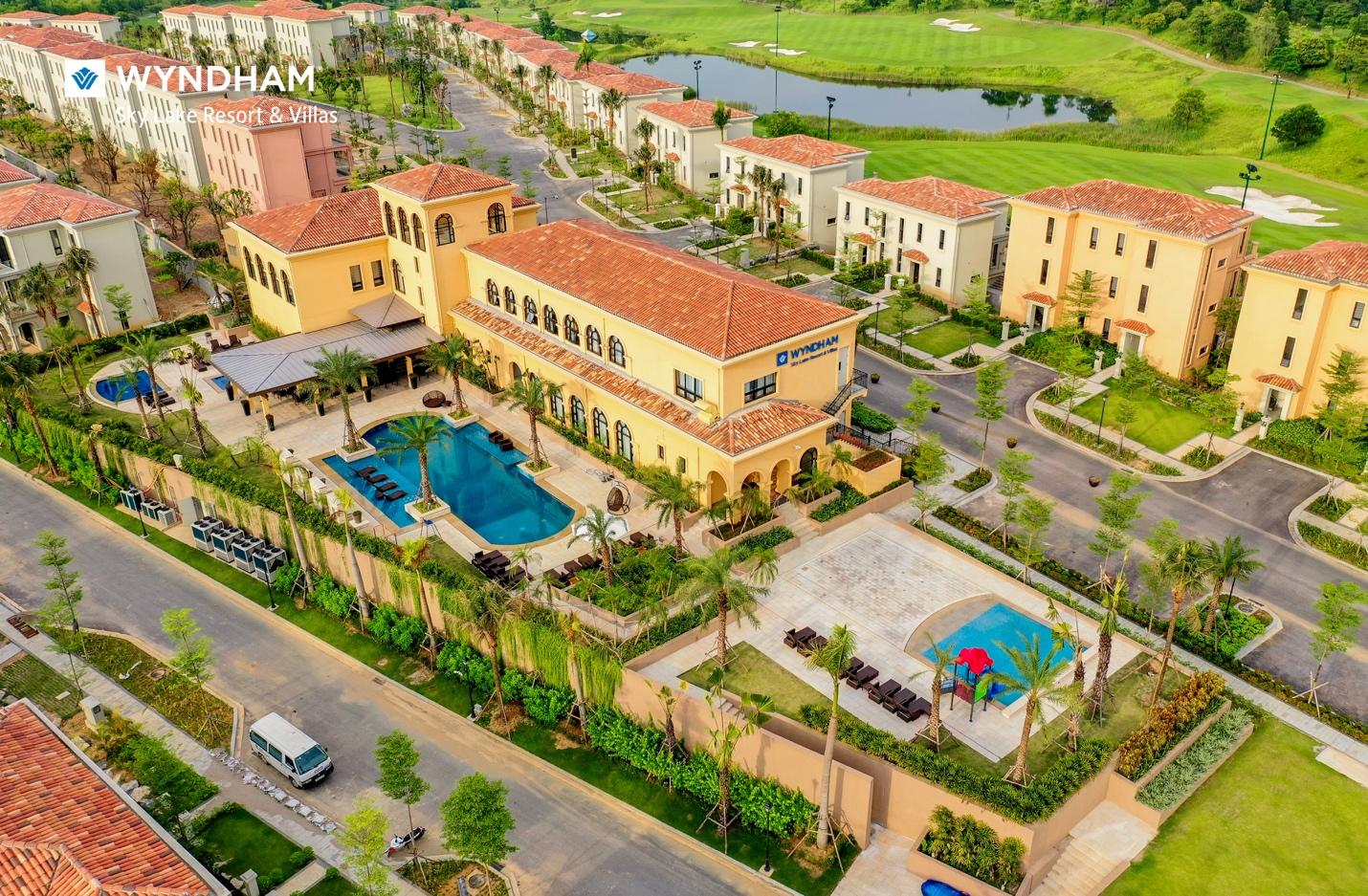 Wyndham Sky Lake Resort & Villas: Bảo chứng an toàn về đầu tư sinh lời cho bất động sản nghỉ dưỡng ven đô - Ảnh 1.
