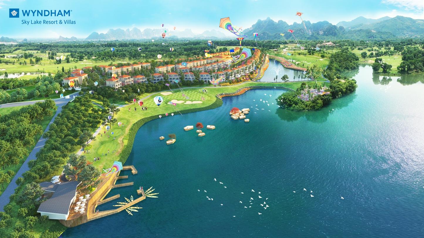 Wyndham Sky Lake Resort & Villas: Bảo chứng an toàn về đầu tư sinh lời cho bất động sản nghỉ dưỡng ven đô - Ảnh 3.