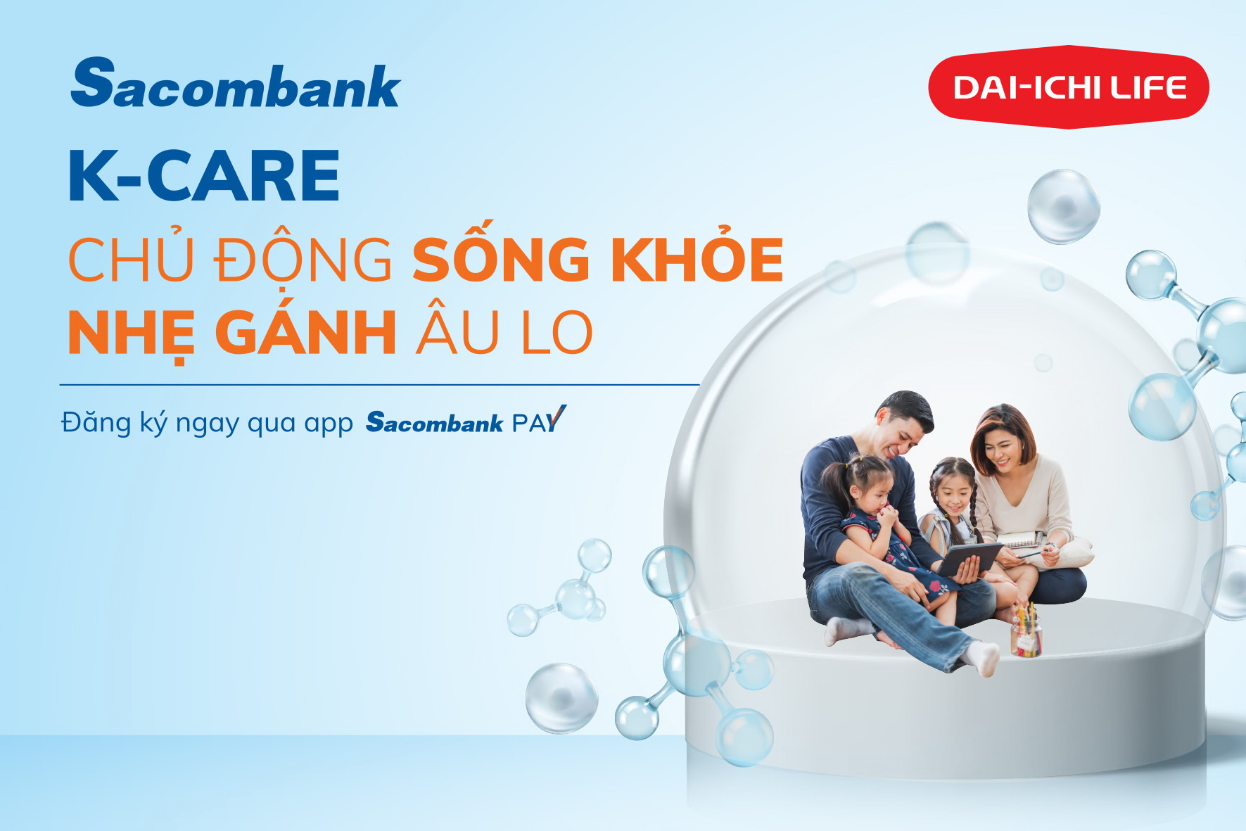 Kỷ niệm 4 năm hợp tác, Sacombank và Dai-ichi Life Việt Nam ra mắt 2 sản phẩm mới hiện đại - Ảnh 3.