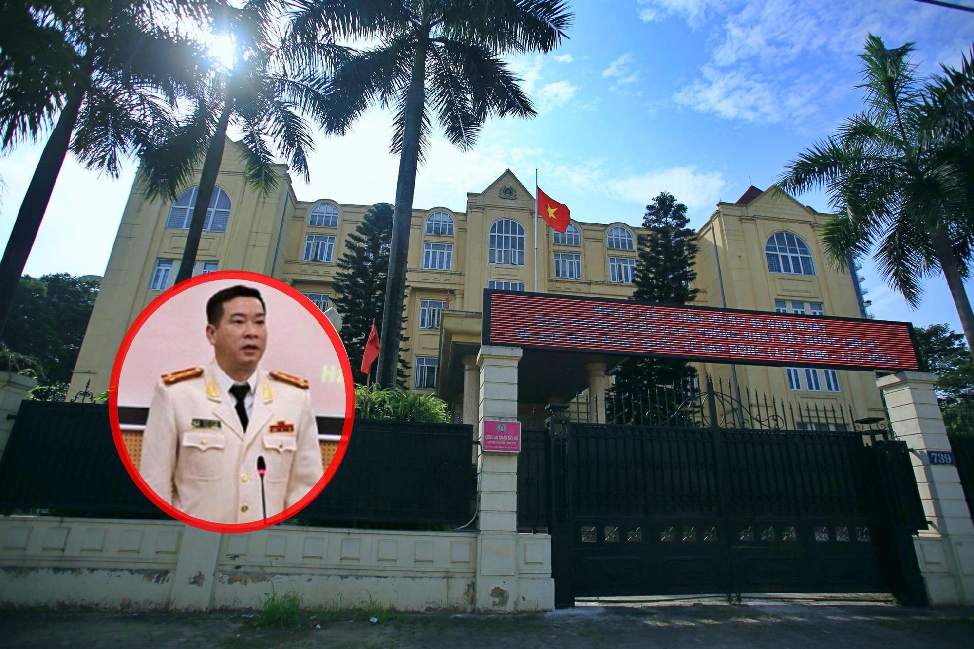 """Bắt cựu công an nói đại tá Phùng Anh Lê """"chỉ đạo miệng"""" không bắt tên cướp - Ảnh 1."""