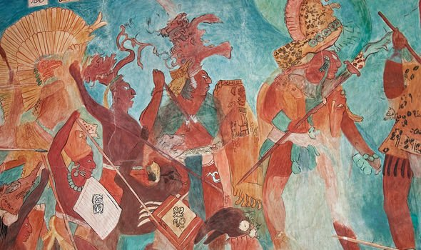 """Bước đột phá trong nghiên cứu nền văn minh Maya: """"Hồi sinh từ đống tro tàn"""" - Ảnh 2."""