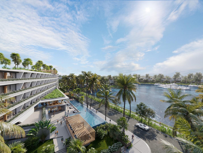 Thêm một dự án bất động sản nghỉ dưỡng hàng hiệu tại miền Bắc - Ảnh 2.