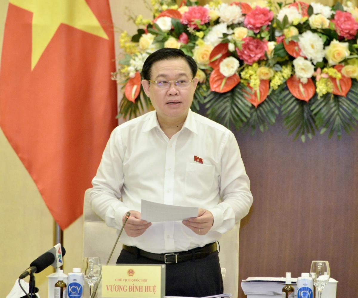 Chủ tịch Quốc hội nêu những yêu cầu đặc biệt về quy hoạch sử dụng đất quốc gia - Ảnh 1.