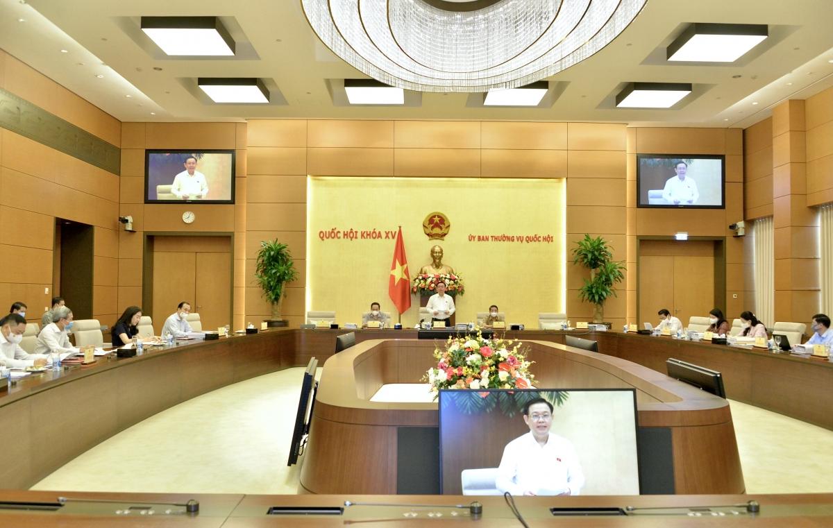 Chủ tịch Quốc hội nêu những yêu cầu đặc biệt về quy hoạch sử dụng đất quốc gia - Ảnh 2.
