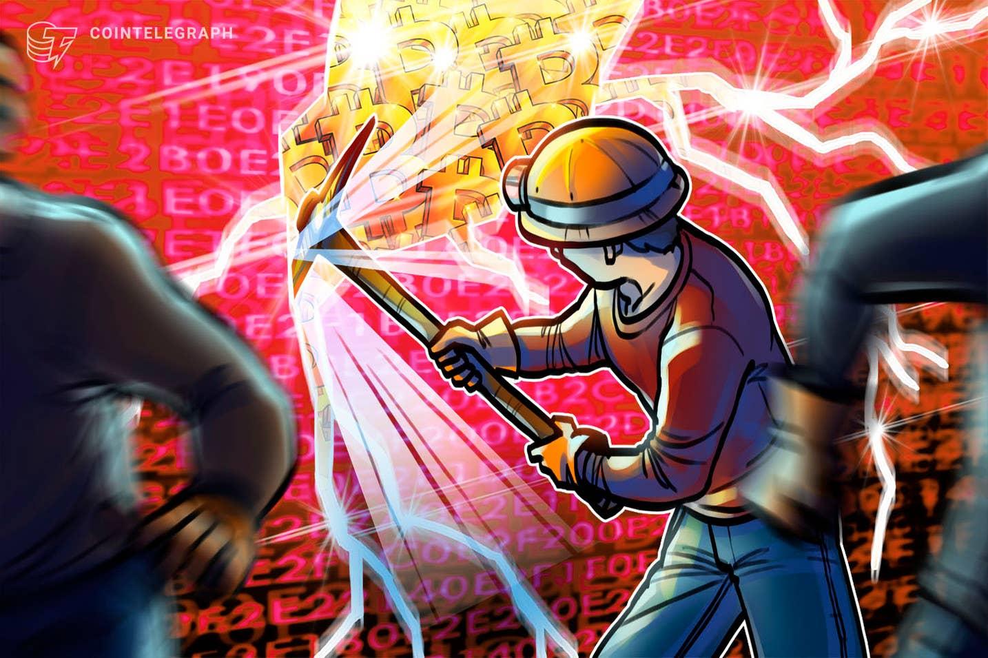 Trung Quốc ngày càng mạnh tay khiến người đào Bitcoin lo sợ. Ảnh: @AFP.
