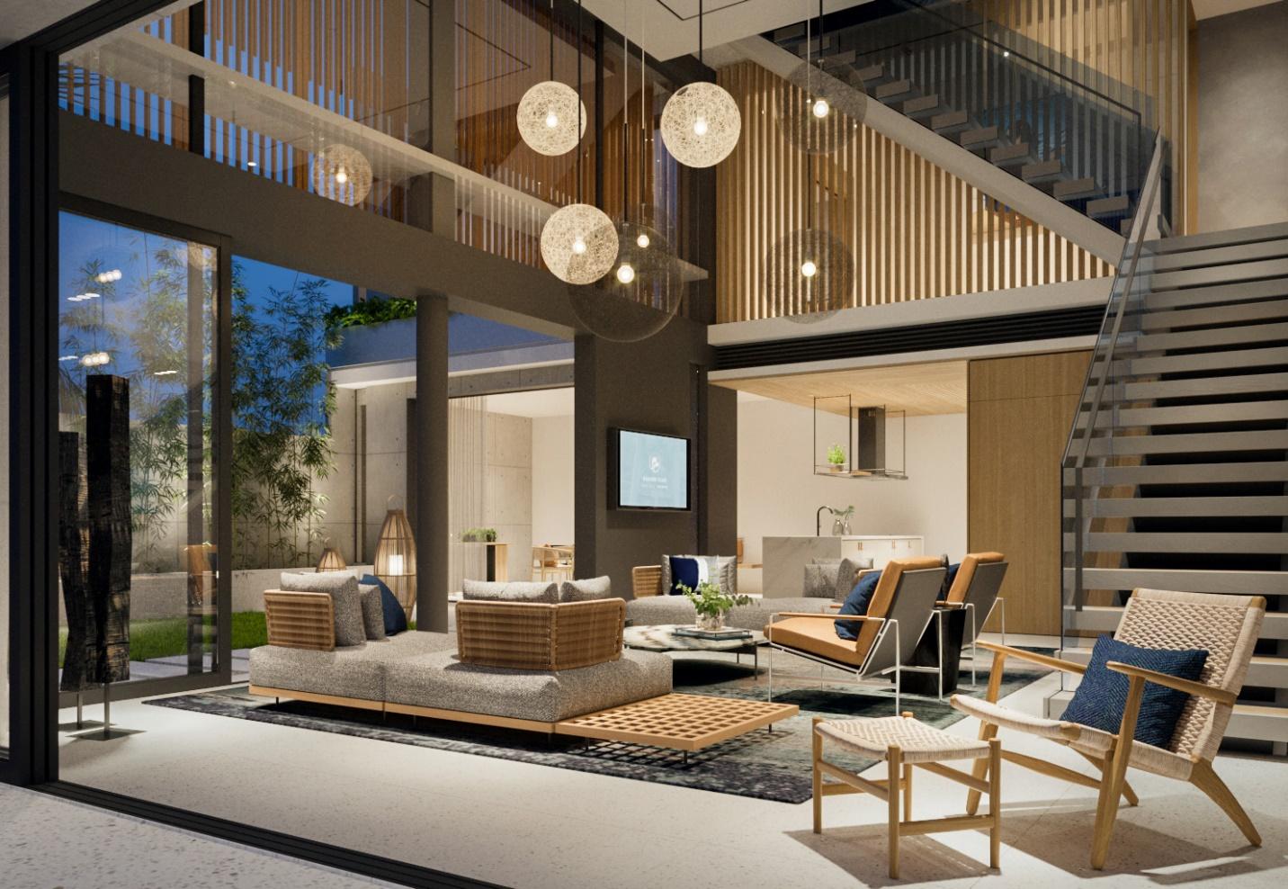 Thêm một dự án bất động sản nghỉ dưỡng hàng hiệu tại miền Bắc - Ảnh 4.