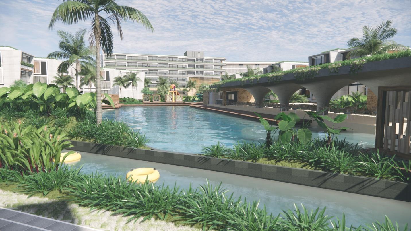 Thêm một dự án bất động sản nghỉ dưỡng hàng hiệu tại miền Bắc - Ảnh 5.