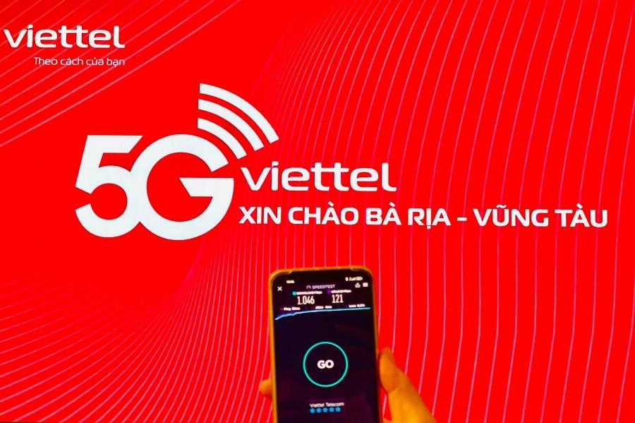 Viettel chính thức khai trương mạng 5G tại tỉnh Bà Rịa – Vũng Tàu - Ảnh 1.