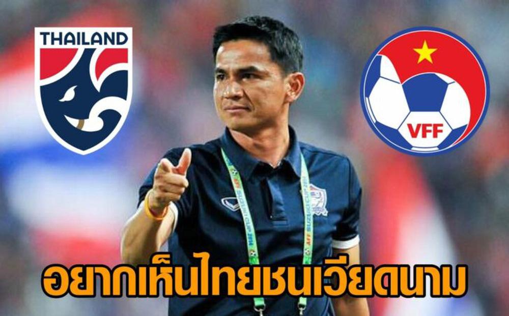 HLV Kiatisak vẽ kịch bản trong mơ cho Thái Lan và Việt Nam ở AFF Cup 2020 - Ảnh 2.