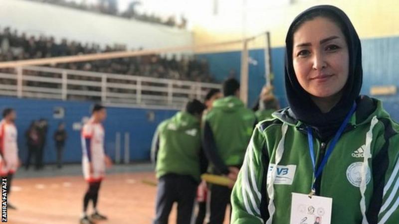 """Nữ VĐV bóng chuyền Afghanistan chia sẻ về cuộc sống """"địa ngục"""" dưới thời Taliban - Ảnh 1."""