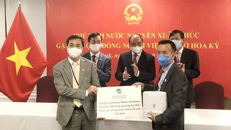 """""""Vua rác"""" David Dương - người mới đây trao tặng 1.000 máy trợ thở cho Việt Nam là ai? - Ảnh 1."""